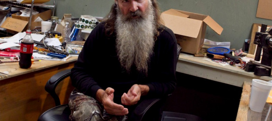 Duck Dynasty star Phil Robertson a victim of Cultural Apartheid