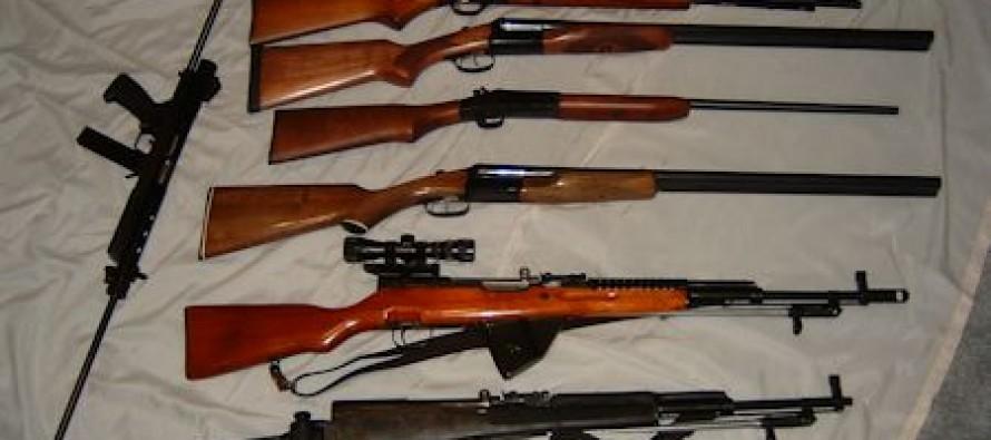 Gun Confiscation Has Begun in New York