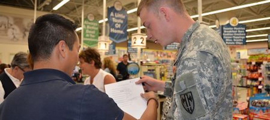 Obama Prepares to Hurt Poor Military Families By Closing Commissaries