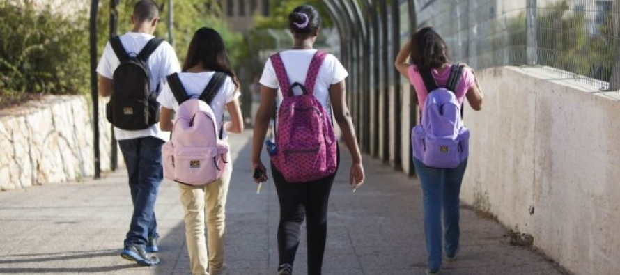 Five Israel teens suspected of brutally raping 12-year-old girl at school party