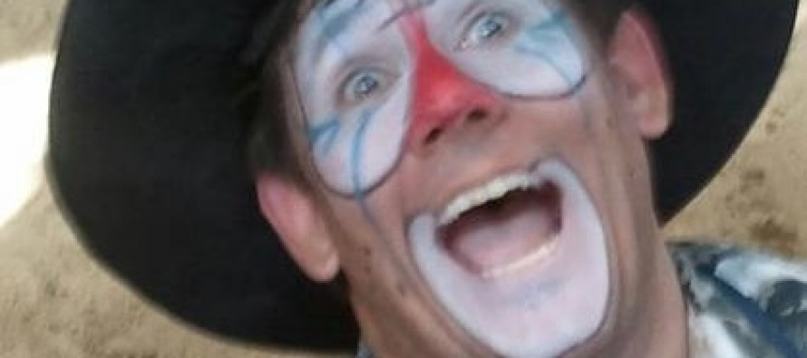 Rodeo Clown Who Mocked Obama Ahead in Voting for PERSON OF THE YEAR!