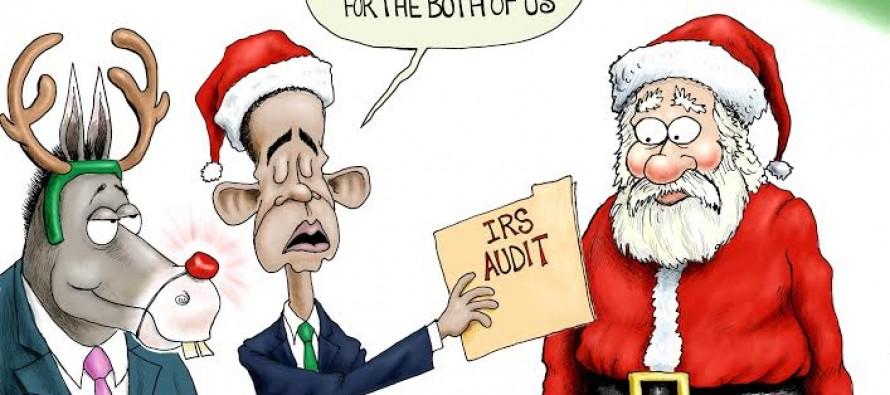 No Room For Santa (Cartoon)