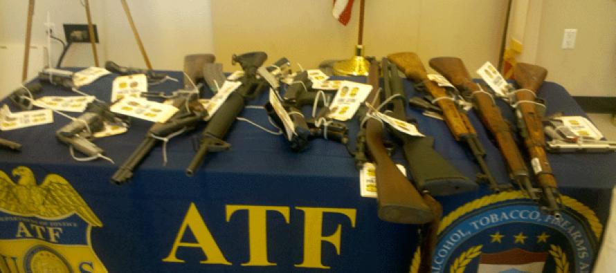 Obama's Fast & Furious Guns Keep Turning Up At Shootouts