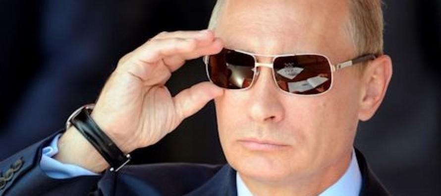 Vladimir Putin's New Year's vow: 'Complete annihilation' of terrorists