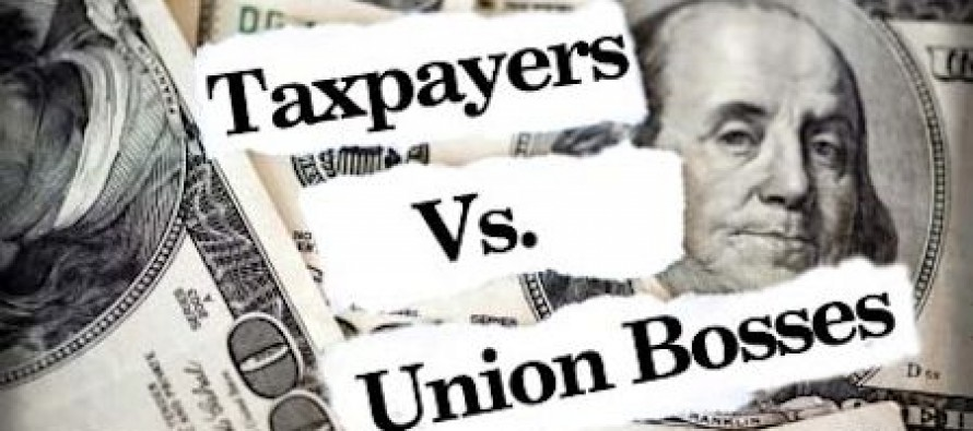 Union leaders getting rich with money taken from members