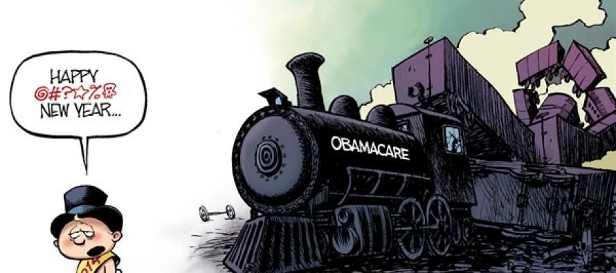 New Year Wreck (Cartoon)