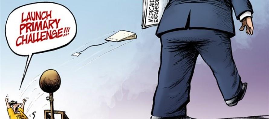 Kasich Challenge (Cartoon)