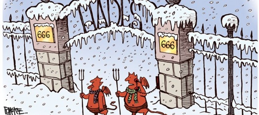 Hell Freezes Over (Cartoon)