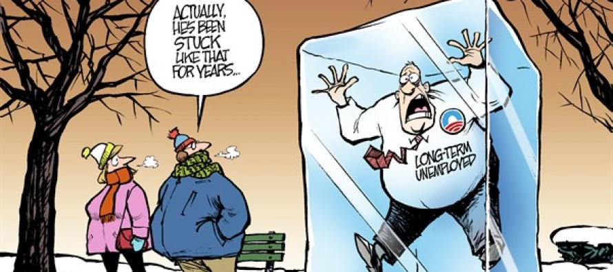 Employment Winter (Cartoon)