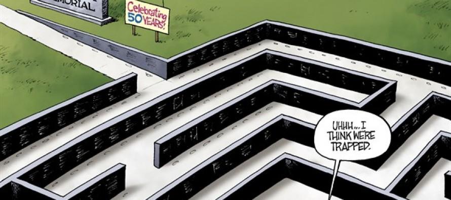 War on Poverty (Cartoon)