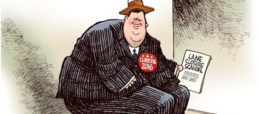 Christie Dunce (Cartoon)