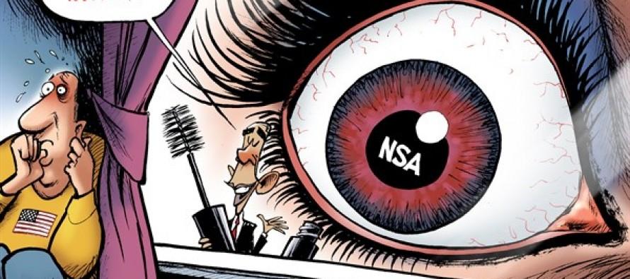 NSA Changes (Cartoon)
