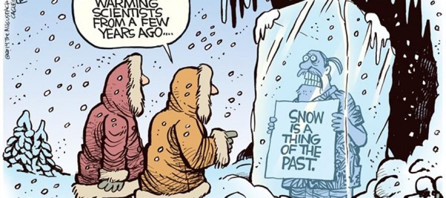 No More Snow (Cartoon)