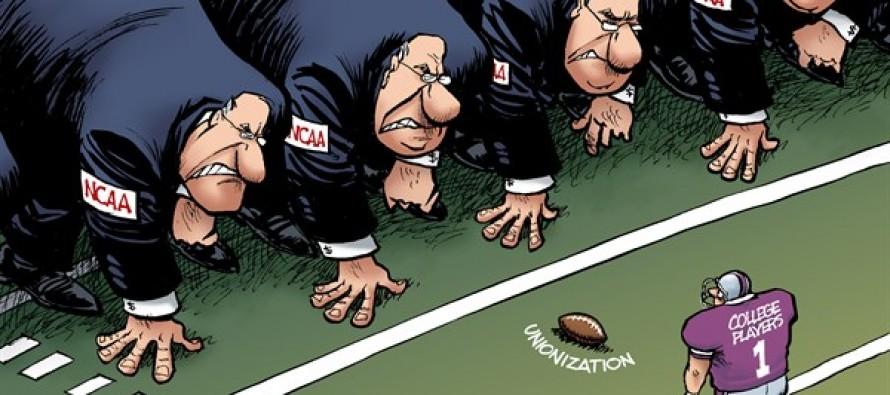 College Players Union (Cartoon)
