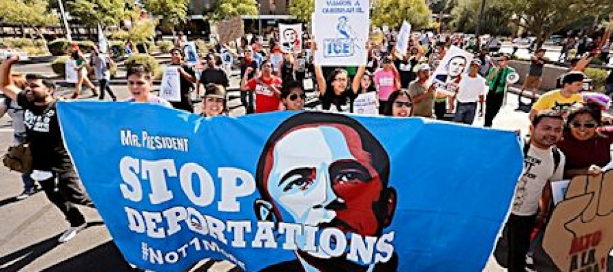 The End Of The Rule Of Law: Deportations Of Illegal Immigrants Slow To A Trickle Under Obama