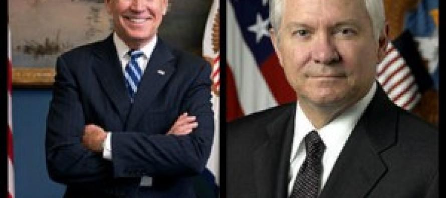 WH scrambles to refute Biden's bungling idiot status in Gates' new tell-all