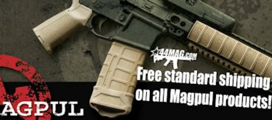 Magpul Industries Moves Out Of Colorado Over Gun Control Legislation