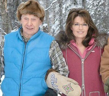 Sarah Palin & father