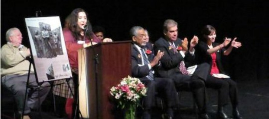 Two Dems and A Union President Received Communist Awards at Event Held In a Public School
