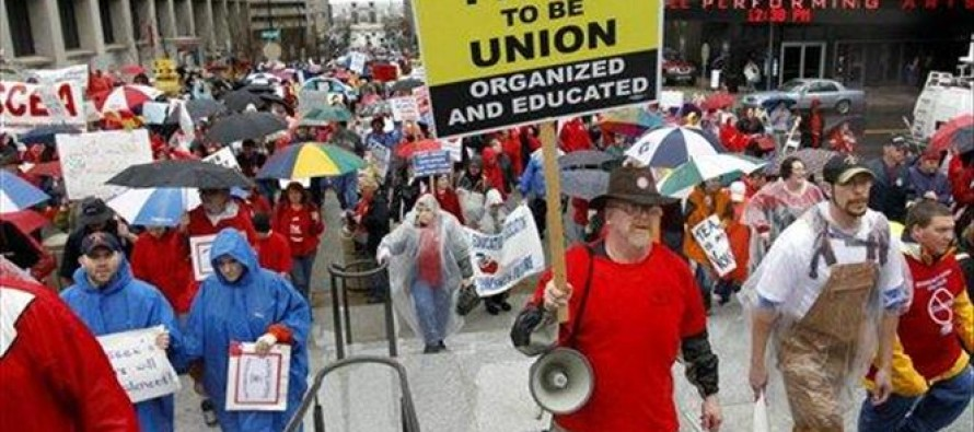 California Lawsuit Against Mandatory Union Dues Moves Forward