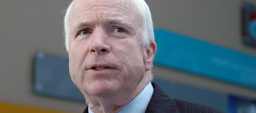 Sen. John McCain Censured from AZ Republicans for 'Terrible Record'
