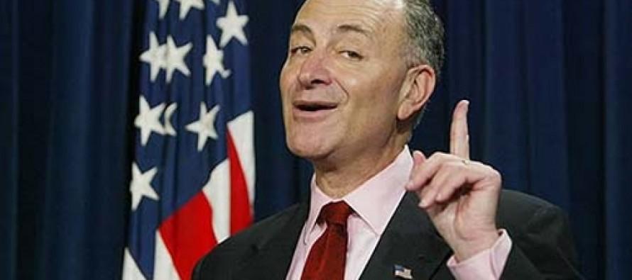 Chuck Schumer Makes HORRIFYING Announcement About Republicans