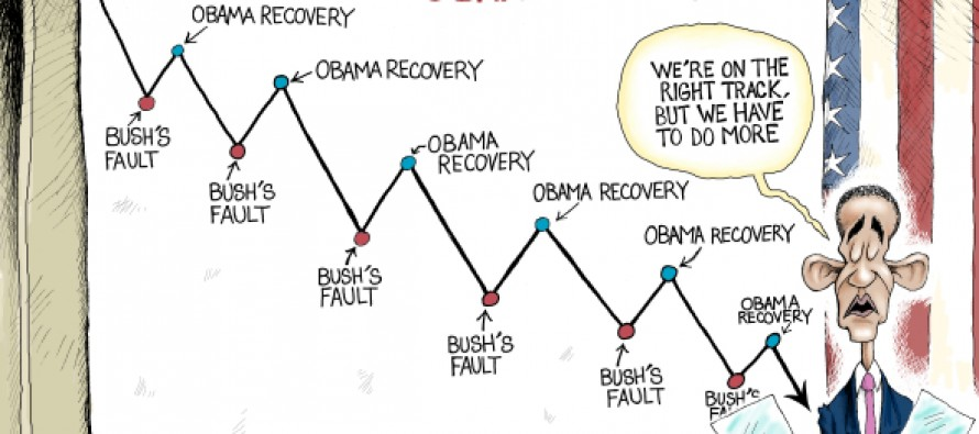 Declining State of the Union (Cartoon)