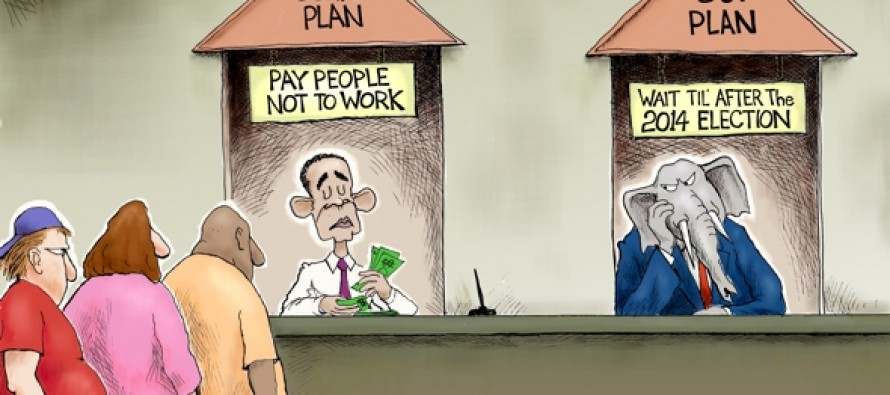 Dealing with Obama-nomics (Cartoon)