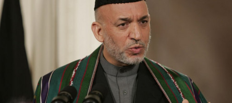 Karzai To Release 72 Taliban Prisoners With American Blood On Their Hands