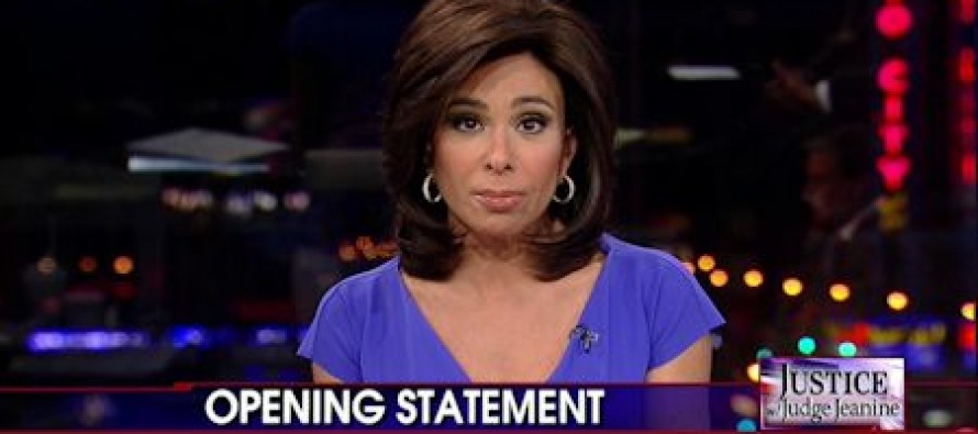 'You knew it!' Judge Jeanine asks Hillary, was gross incompetence or criminal negligence?