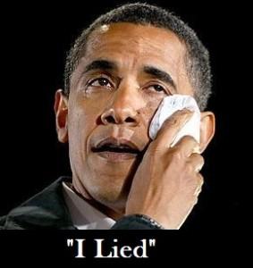 Obama I Lied