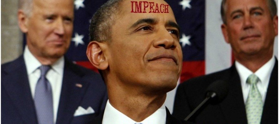 Steve Stockman to File Impeachment Resolution Against President Obama [Must See Video]
