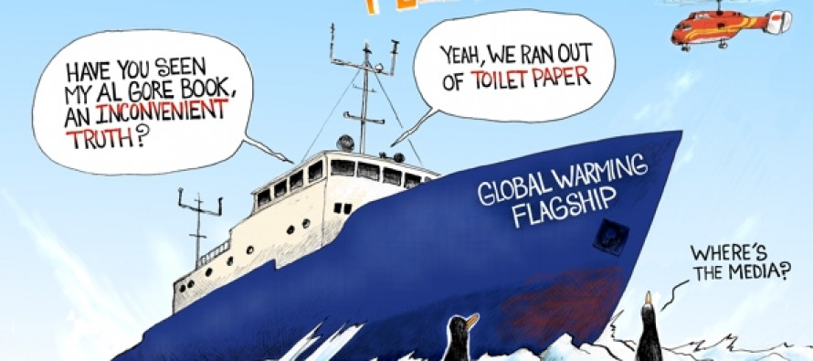 Media Whiteout (Cartoon)