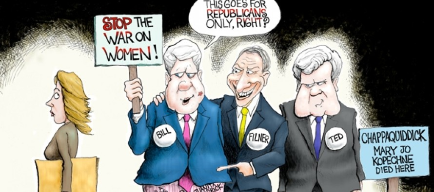 Democrats For Women (Cartoon)