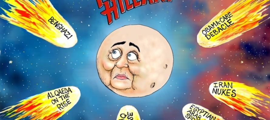 Planet Hillary (Cartoon)