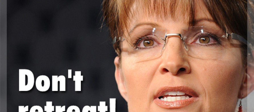 Sarah Palin Admits: I Went To Fox To 'piss Off The People' That Wanted Me Dead