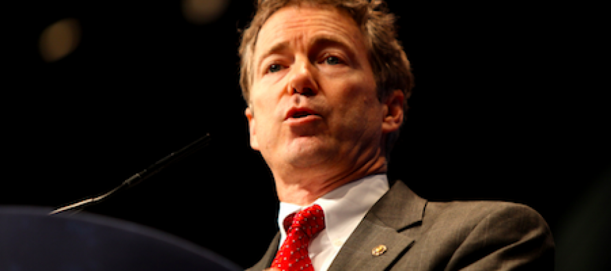 OBAMACARE SCREW-UP: Rand Paul's Son Signed Up For Medicaid Without His Permission