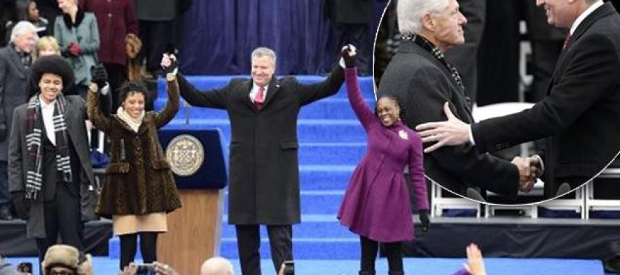 Somebody tell Comrade de Blasio The Rich can move elsewhere