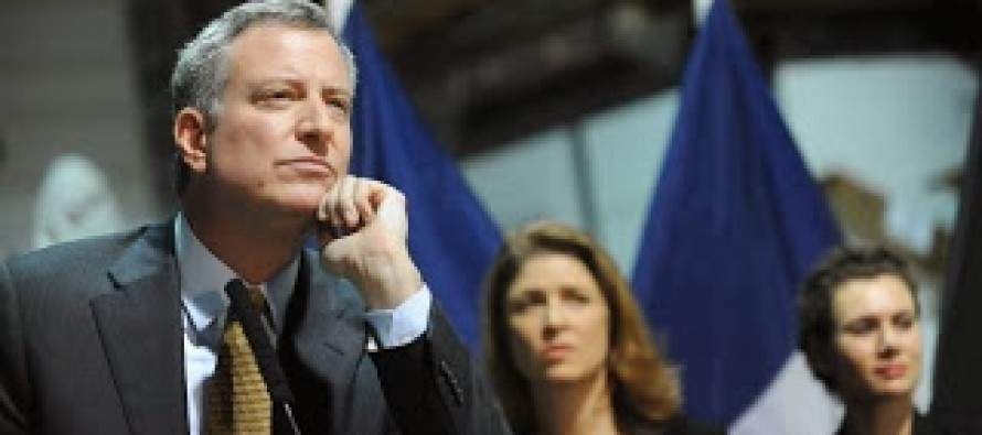 Comrade Bill de Blasio deep-pocketed 1% donors exploited loopholes allowing double, triple giving
