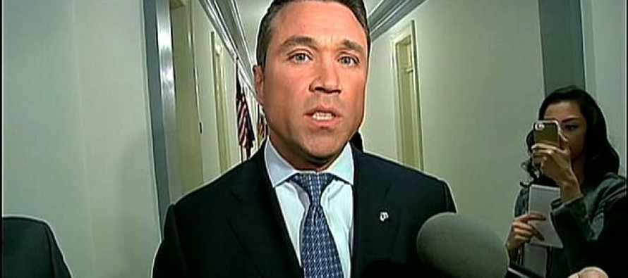 Thug congressman gets away with a crime: No criminal charges for Rep. Michael Grimm