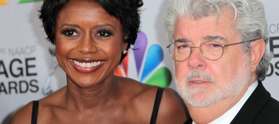 Wife of Billionaire George Lucas Slams Rich CEOs on CBS, Irony Hurt Hardest
