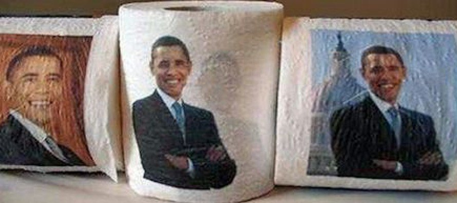 Liberals at the Huffington Post: Use rags instead of toilet paper to save the environment