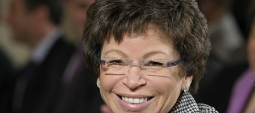 Valerie Jarrett: You, the American people, 'are hungry' for Obama's executive actions