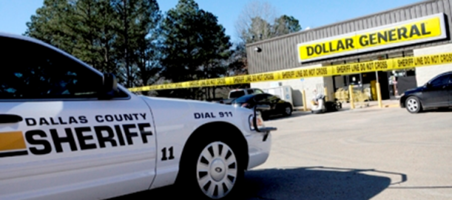 Gunman attempting massacre at Alabama store shot dead by gun-toting customer