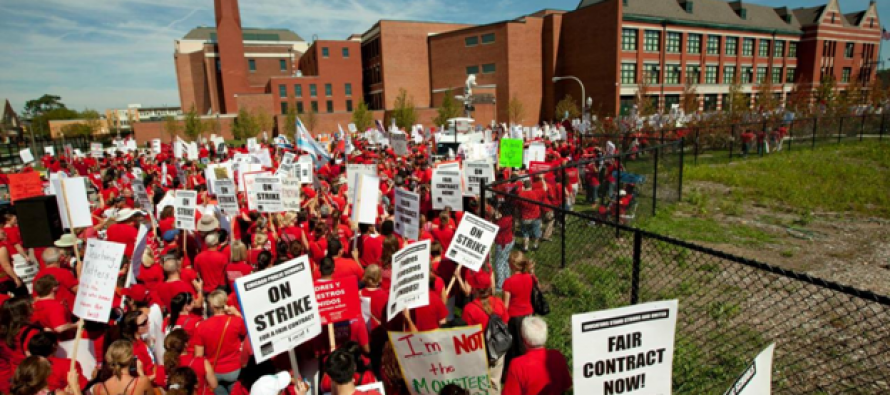 Unions oppose bill to keep pedophiles out of schools