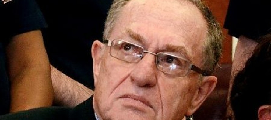 Dershowitz, legal experts say vindictive D'Souza indictment came from higher up