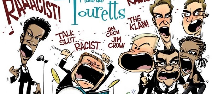 MSNBC sings (Cartoon)