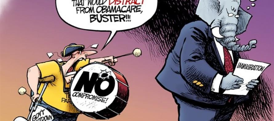Distraction (Cartoon)