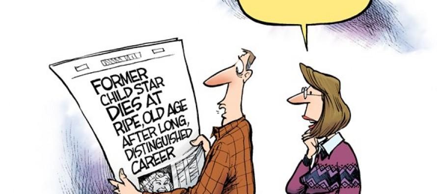 Shirley Temple Black (Cartoon)