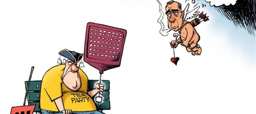 Cupid Boehner (Cartoon)